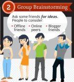 Grup brainstorming