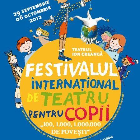 Festivalul Internaţional de Teatru pentru Copii