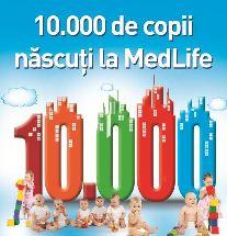 Oraselul copiilor la MedLife