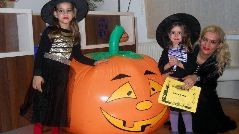 Amintiri de la Halloween