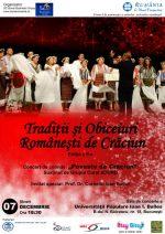 Traditii si Obiceiuri Romanesti de Craciun