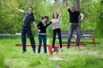 Atelier pentru parinti si copii: Ma joc! Te joci?
