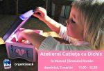 """""""Cutiuta cu dichis"""" – atelier gratuit pentru copii"""