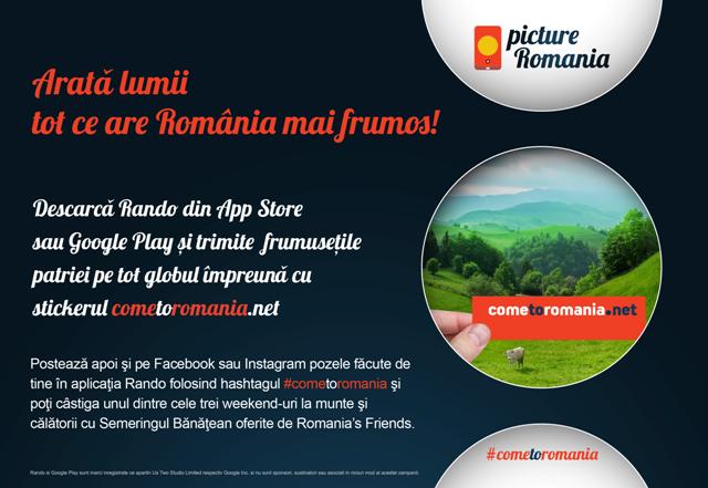 Come to Romania