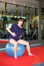 Lansare fitness Mom2BE la Pescariu Sports&SPA