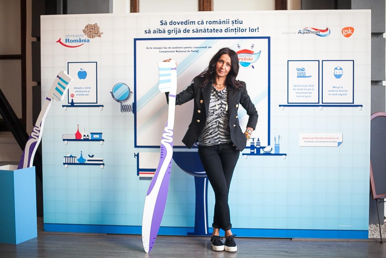 Mihaela Radulescu_Campionatul National de Periaj_Campania Zambeste Romania_ (3)