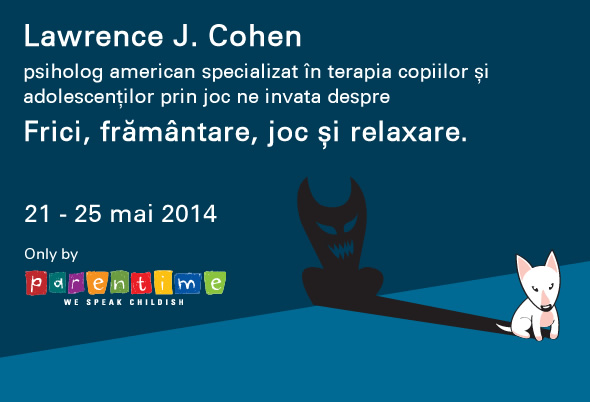 Larry Cohen in Romania 2014 by Parentime