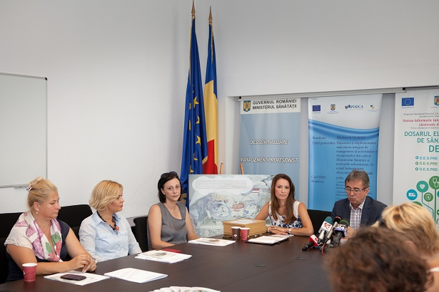 """Asociatia Unu si Unu a lansat """"Ghidul prematurului"""", o premiera in Romania"""