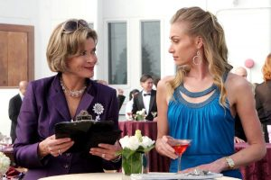 ARRESTED DEVELOPMENT with Jessica Walter and Portia de Rossi