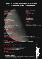 Noaptea Devoratorilor de Teatru de la Clubul Taranului MTR