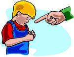 Ce gandeste un copil cand e pedepsit?