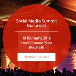 Social Media Summit Bucuresti 2016
