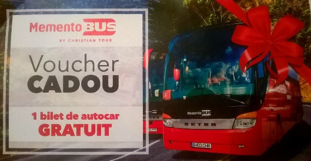 voucher memento bus