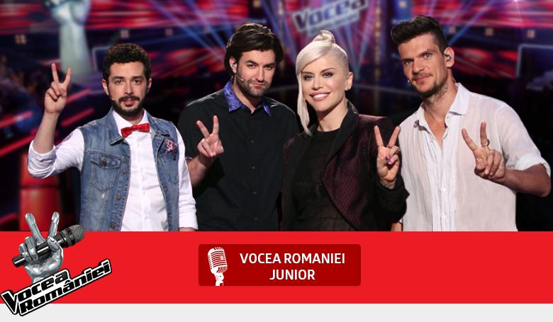 vocea romaniei junior 2016