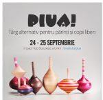"""Va asteptam la """"Piua! -Târg pentru copii și părinți liberi"""""""