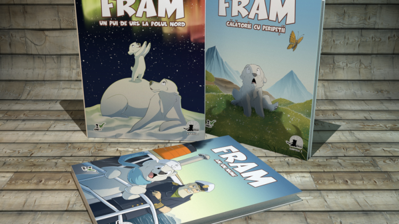 Fram, Ursul Polar, are nevoie de noi