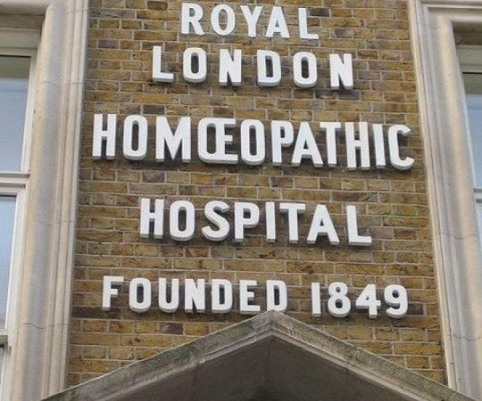 Spitalul de Homeopatie din Londra – The Royal London Homoeopathic Hospital