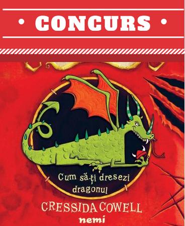 Castigatorii concursului Nemi – Carti pentru copii