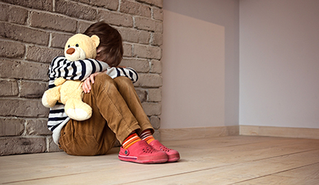copiii si stresul