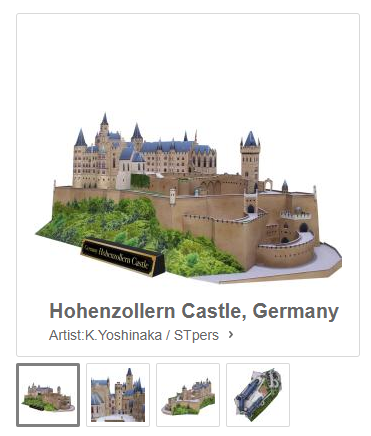 hohenzollern castel