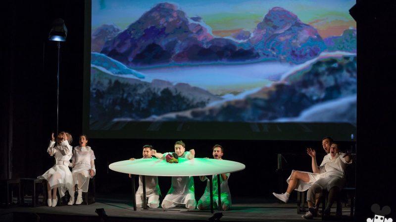 """""""Harun și Marea de povești"""": un spectacol multimedia la Apollo111 Teatru"""
