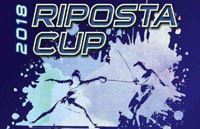 Cupa Riposta la sabie, etapa din Circuitul European de cadeti, sezonul 2017- 2018
