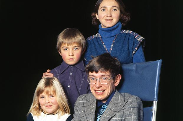 Stephen Hawking: Ce le povestim copiilor despre el