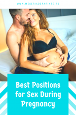 Best Positions for Sex During Pregnancy