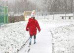 Se inchid scolile. In 5 judete cursurile scolare se suspenda din cauza conditiilor meteorologice nefavorabile.