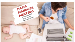 Mama Manager Meeting #1 // Formular inscriere
