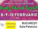 """Sunt speaker la """"Body Mind Spirit"""", cel mai important eveniment de sanatate"""