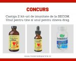 CONCURS: puteti castiga doua kit-uri de imunitate de la SECOM
