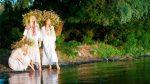 Naşterea Sfantului Ioan Botezatorul sau Sanzienele – Traditii si obiceiuri