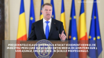 Președintele Klaus Iohannis a atacat vehement odinul de ministru prin care elevii care obțin media de admitere sub 5 vor ajunge, obligatoriu, în școlile profesionale