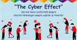 """Cea mai mare conferinta despre efectul tehnologiei asupra copiilor si tinerilor: """"The Cyber Effect"""" + Lansare de carte + #CONCURS"""