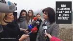 "Elevii descaltati in clasa pentru a nu ""strica parchetul"""