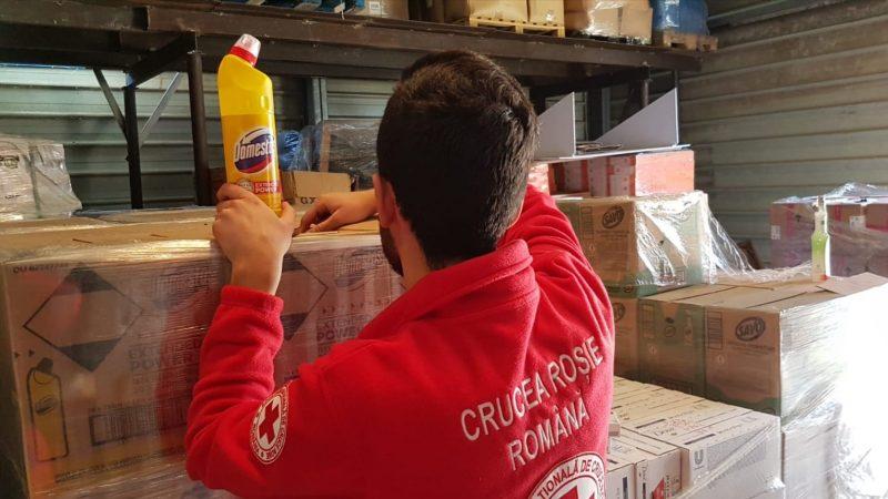 Domestos doneaza produse de curatenie in valoare de 70.000 EUR catre Crucea Rocie, pentru a ajuta la stoparea coronavirus