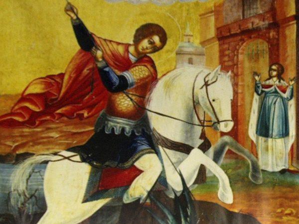 Astazi il sarbatorim pe Sfantul Mare Mucenic Gheorghe, Purtatorul de Biruinta. Este unul dintre cei mai venerati sfinti din lumea crestina