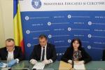 Monica Anisie: Bacalaureatul și Evaluarea Națională ar putea avea loc în luna iulie, fără materia semestrului al doilea