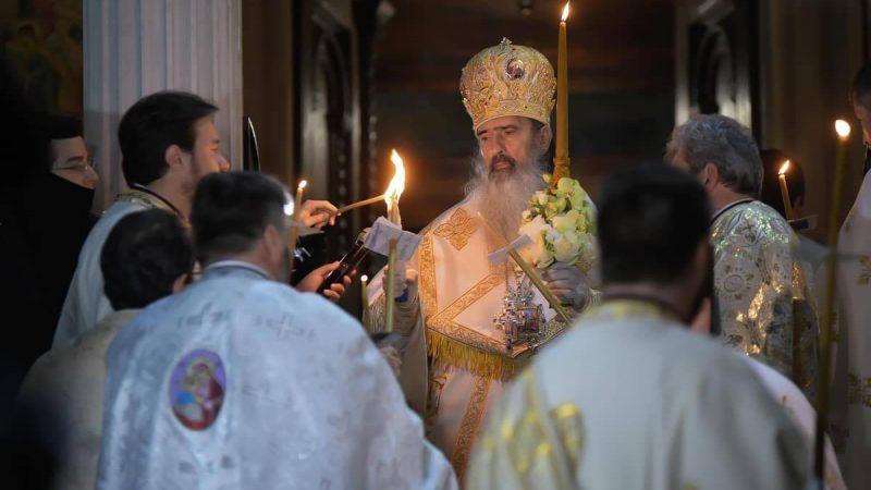 Premieră în România: în toate bisericile şi mănăstirile din Constanţa slujba de Paşte va fi oficiată în noaptea de Înălţare