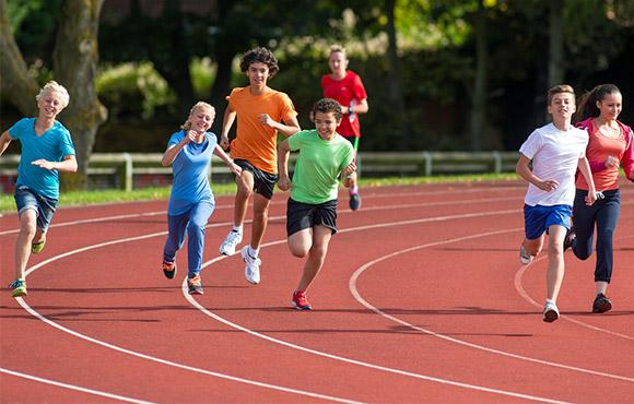 Copiii care fac sport de performanta vor primi Tichete sportive in valoare de 150 de lei pe luna
