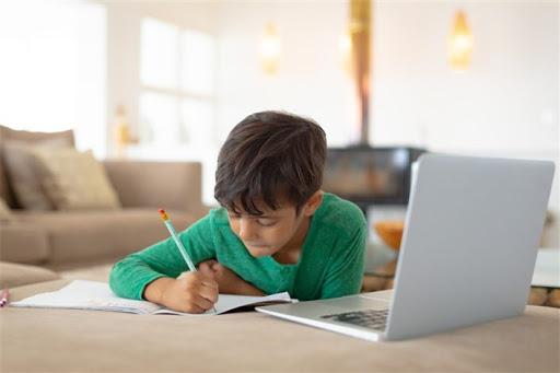 Academia Română despre școala online: Pentru elevii de 3-11 ani poate avea efecte dăunătoare