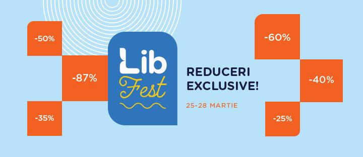 Începe LibFest, maraton pentru iubitorii de carte – 130 de lansări și dialoguri cu autorii momentului. Programul complet al târgului de carte organizat de Libris.ro