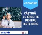 #CONCURS: Câștigă 10 credite Brio, pentru copilul tău