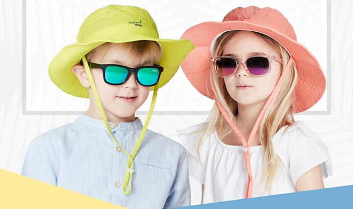 Ochelari de soare pentru copii, un accesoriu necesar. Află de ce trebuie să-i protejezi ochii copilului tău+ CONCURS